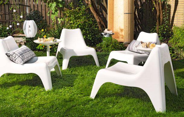 Your backyard lounge | Meubel ideeën, Buitenstoel ...
