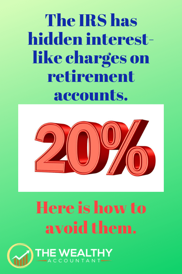 Investing In A Retirement Account Is Like Taking Out A Loan Retirement Accounts Retirement Advice Finance Blog