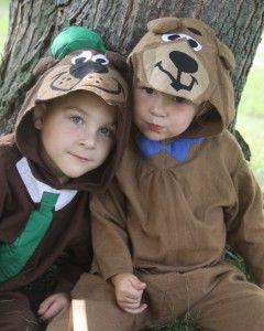 Yogi And Boo Boo Halloween Costumes