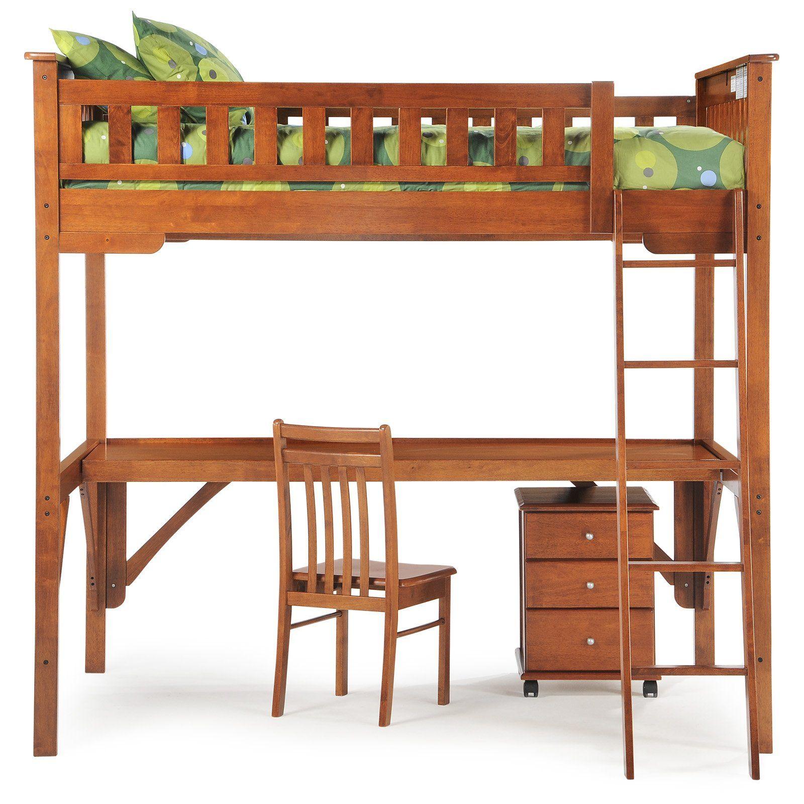Ginger Loft - Loft Beds at Simply Bunk Beds