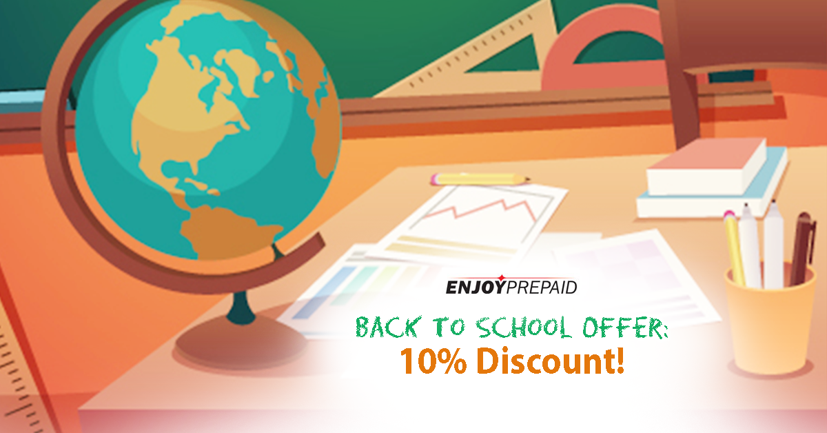 Go #backtoschool in style! Don`t miss out this great offer