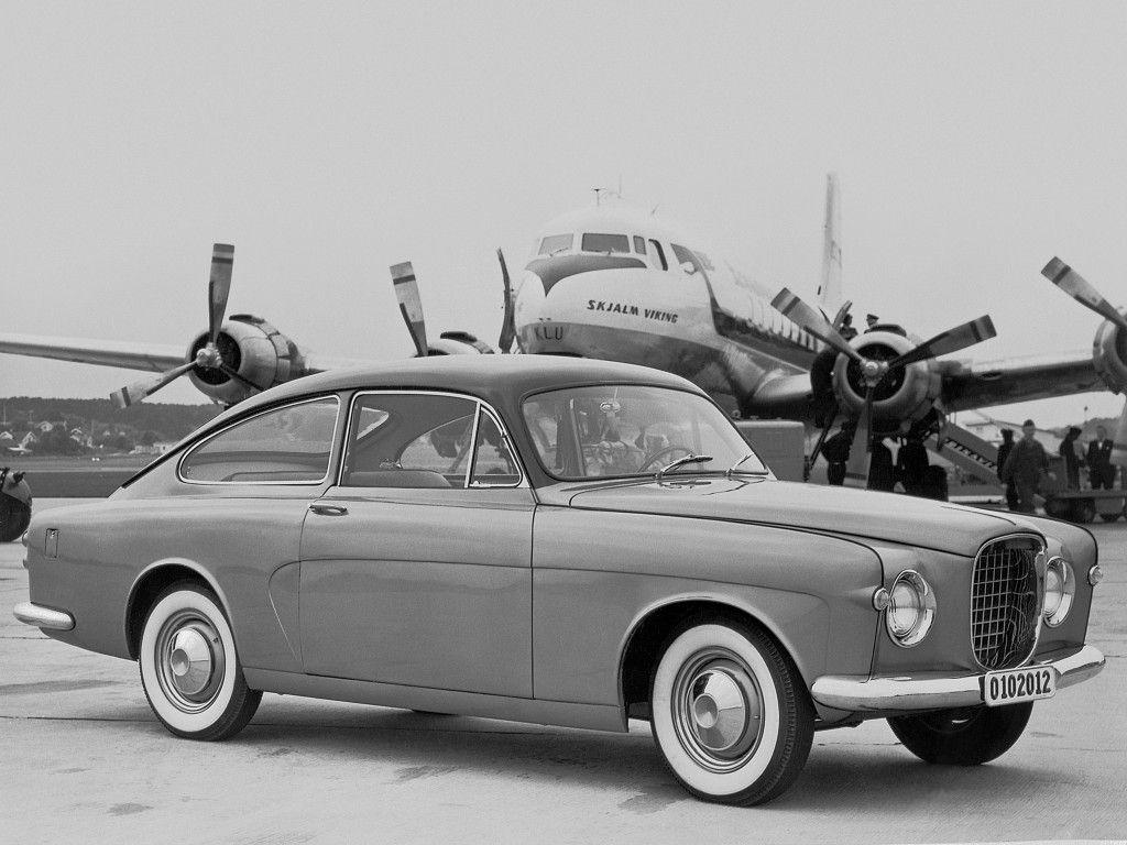 Volvo P179 Prototype (1952)