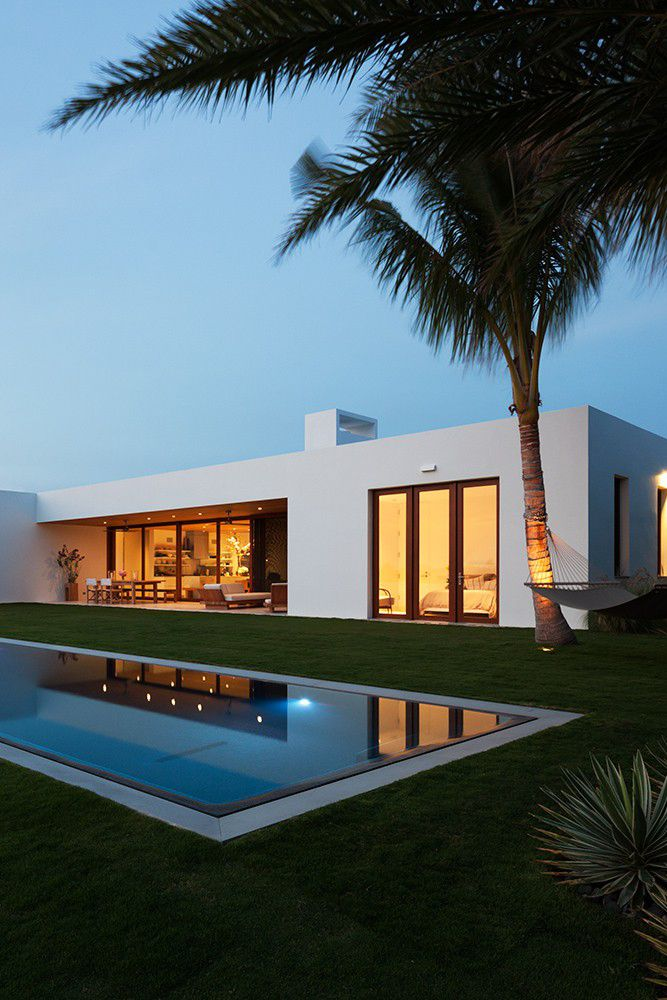 House in Florida by 11 architects casas Pinterest Casas