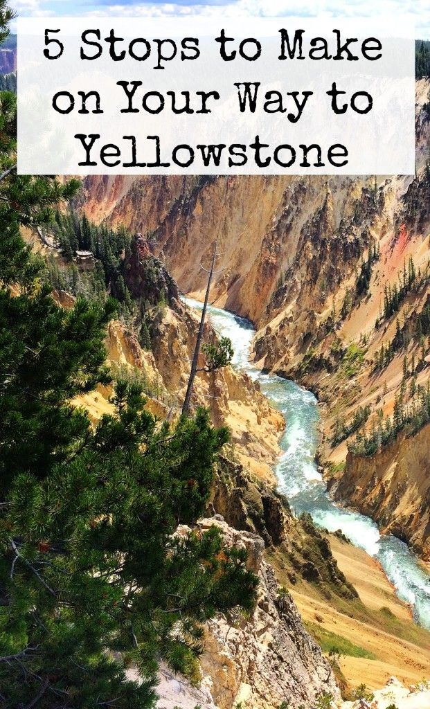 5 Things to Do on the Way to Yellowstone | Family Travel ...