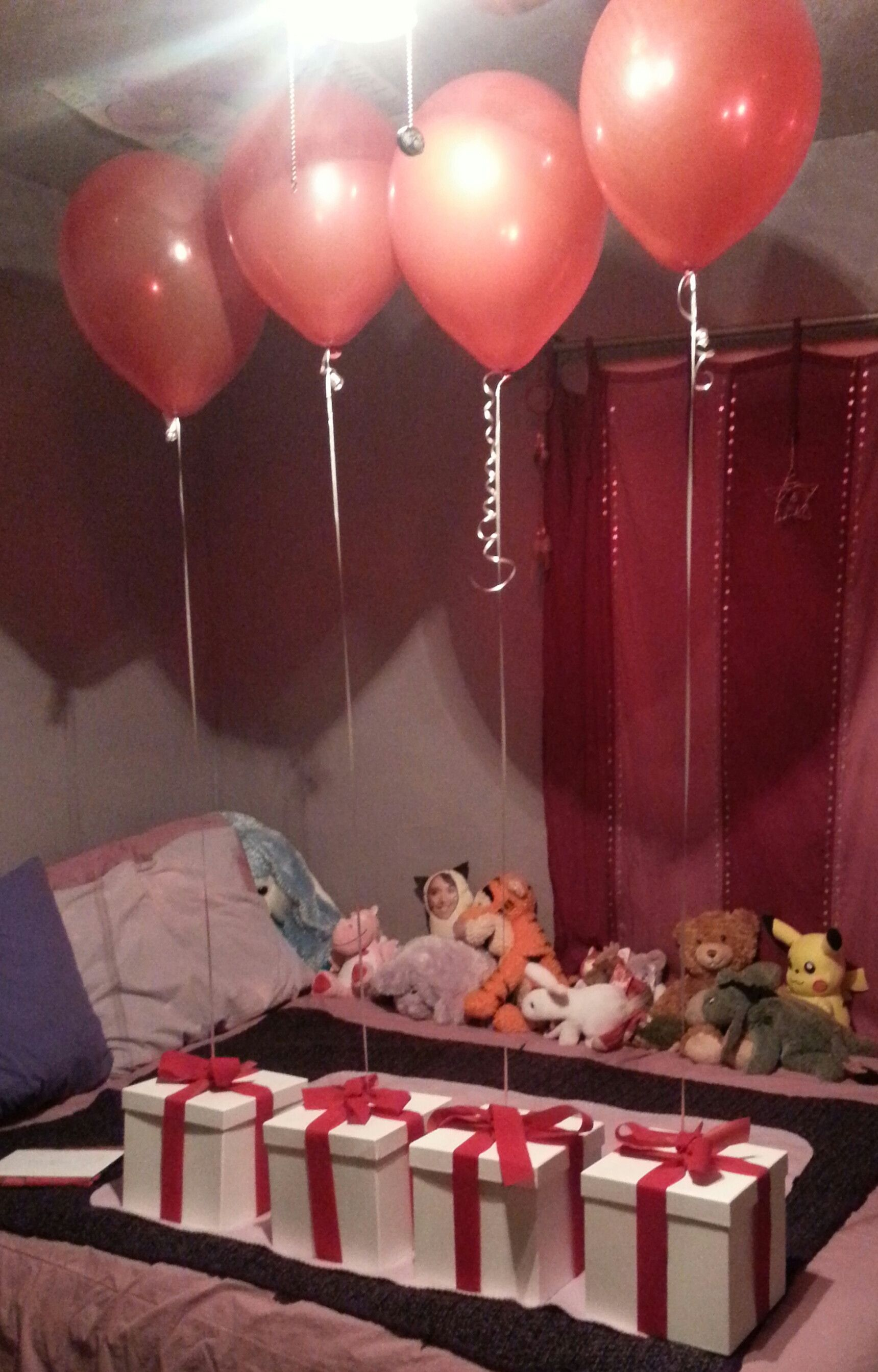 Birthday Surprise Ideas Long Distance Relationships