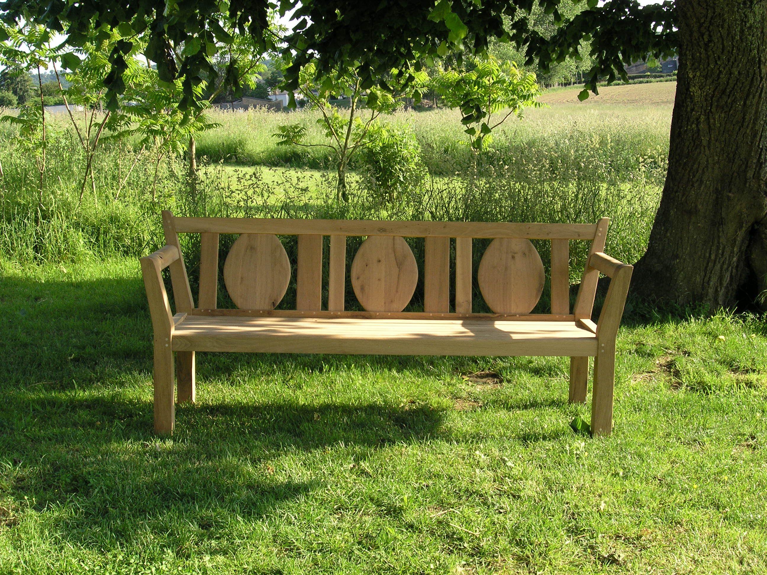 Terrific Bespoke Garden Bench In 2019 Outdoor Space Veranda Beatyapartments Chair Design Images Beatyapartmentscom