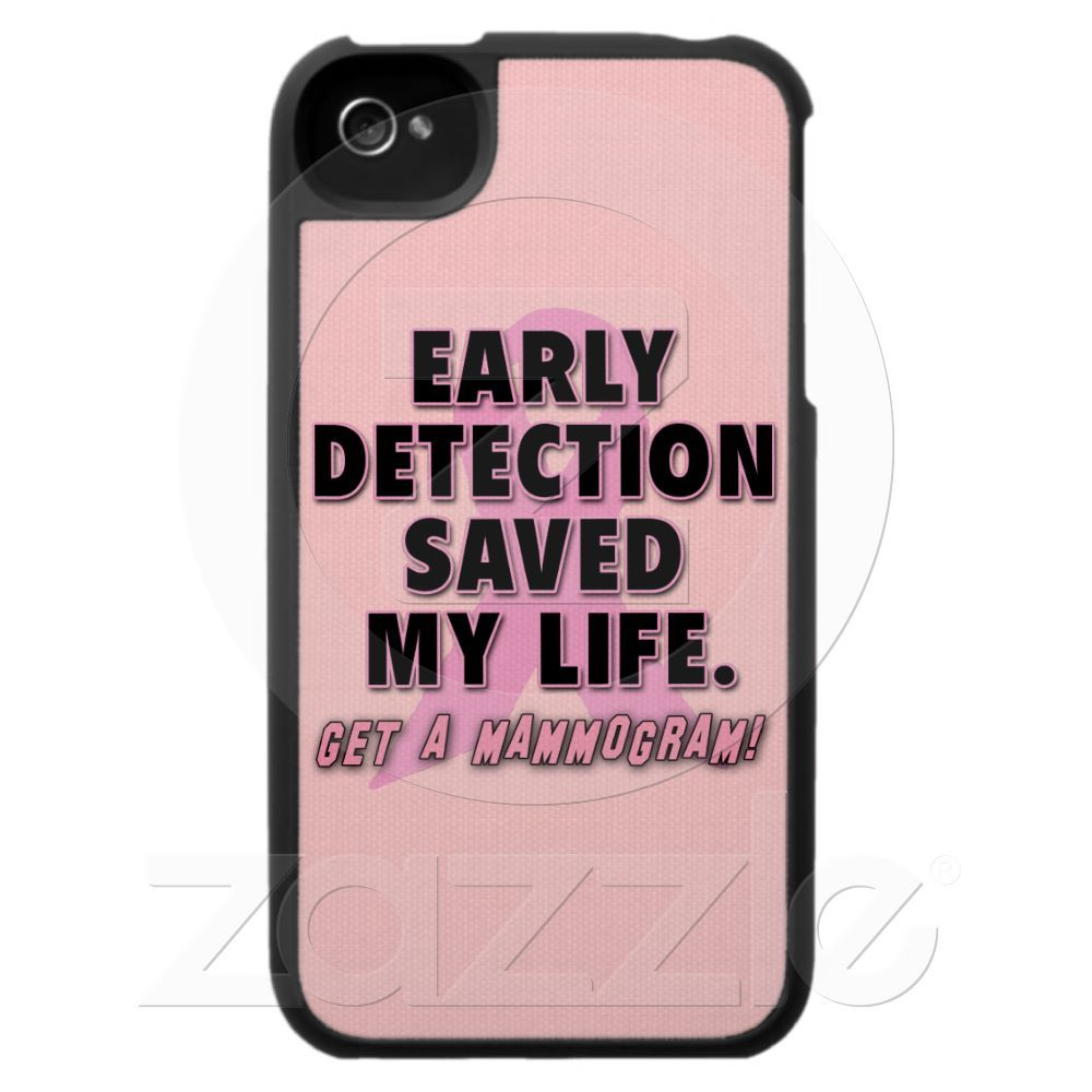Early Detection Saves Lives Breast Cancer Design Case