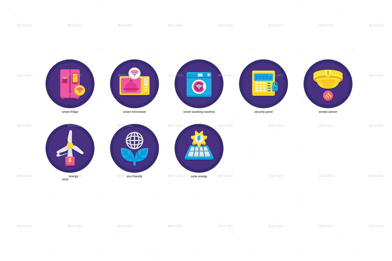 Technology Flat Icons Flat icon, Technology icon