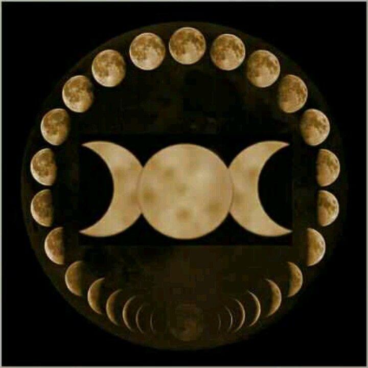 Moons everywhere