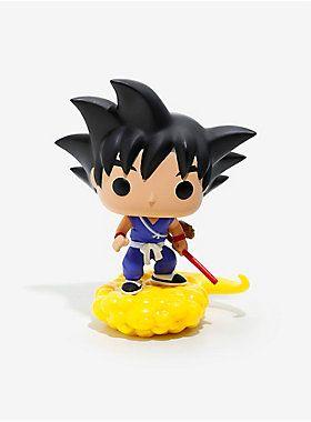 Funko Pop Dragon Ball Goku Flying Nimbus Vinyl Figure Vinyl Figures Dragon Ball Goku Funko