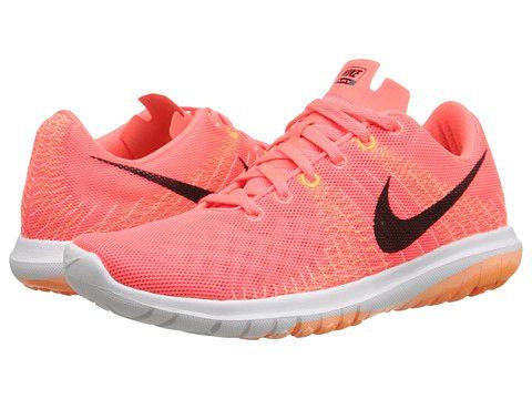 Womens Nike Flex Fury Running Shoe Hot Lava/Sunset Glow/BrightCitrus/Black