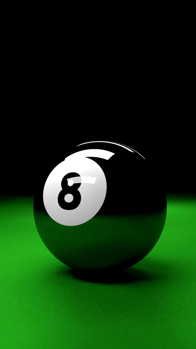Billiards 8 Ball Wallpaper Free Iphone Wallpapers Billiards Pool Games Ball