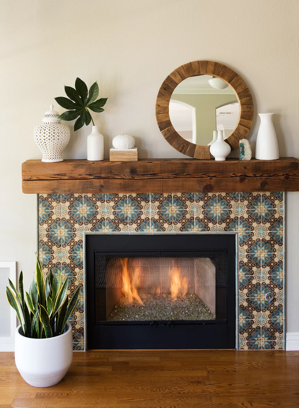 creating a fireplace surround with mouldings Google