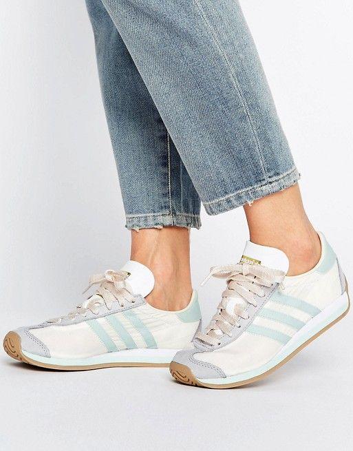zapatillas adidas mujer country