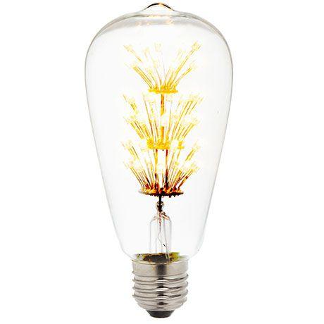 Firework LED-Birne - Kegel - alt_image_one Zukünftige Projekte - wohnideen led