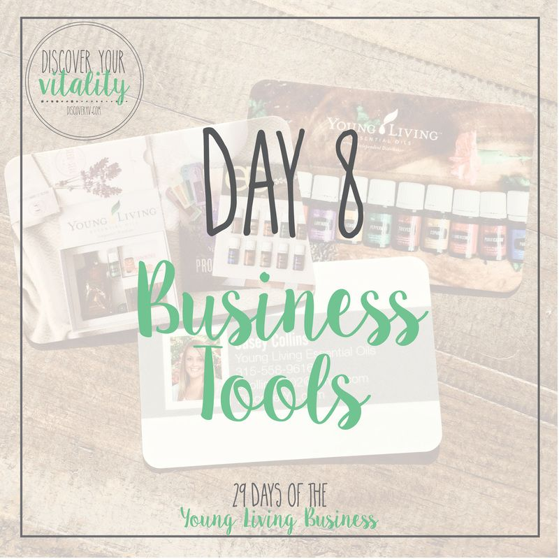 Important Business Tools For Building Your Young Living Essential Oils