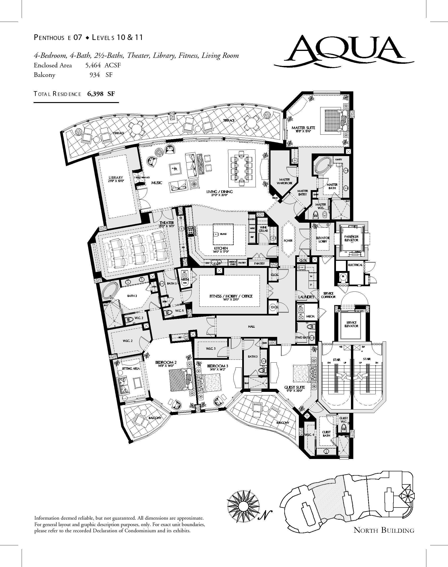 Luxury Floor Plans Naples Luxury Residences Penthouse Condos