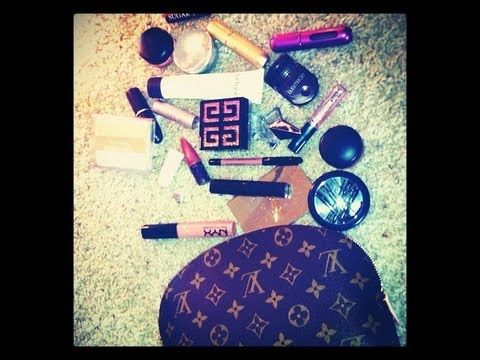 What's In My Makeup Bag | Rachel Talbott