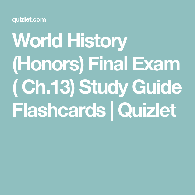 world history honors Watch the full conference on bigmarker:   review of semester 1.