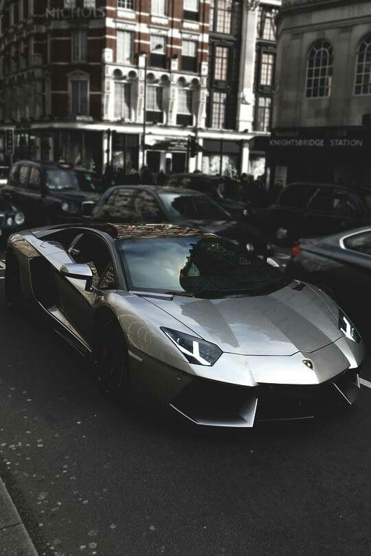 Chrome Aventador~