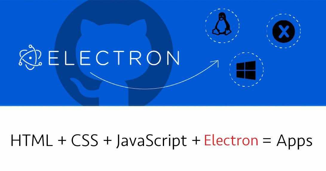 Electron 1.0 Released By GitHub — Build Native Apps Easily