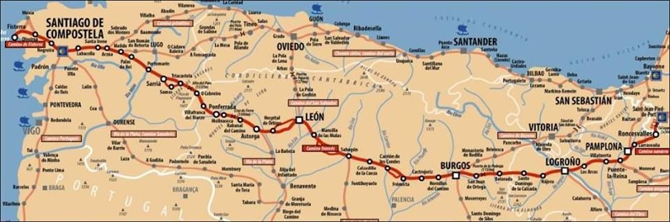 Camino Frances is the route we are taking to do the #CaminodeSantiago in September.  https://www.facebook.com/JudisHikeForHealth