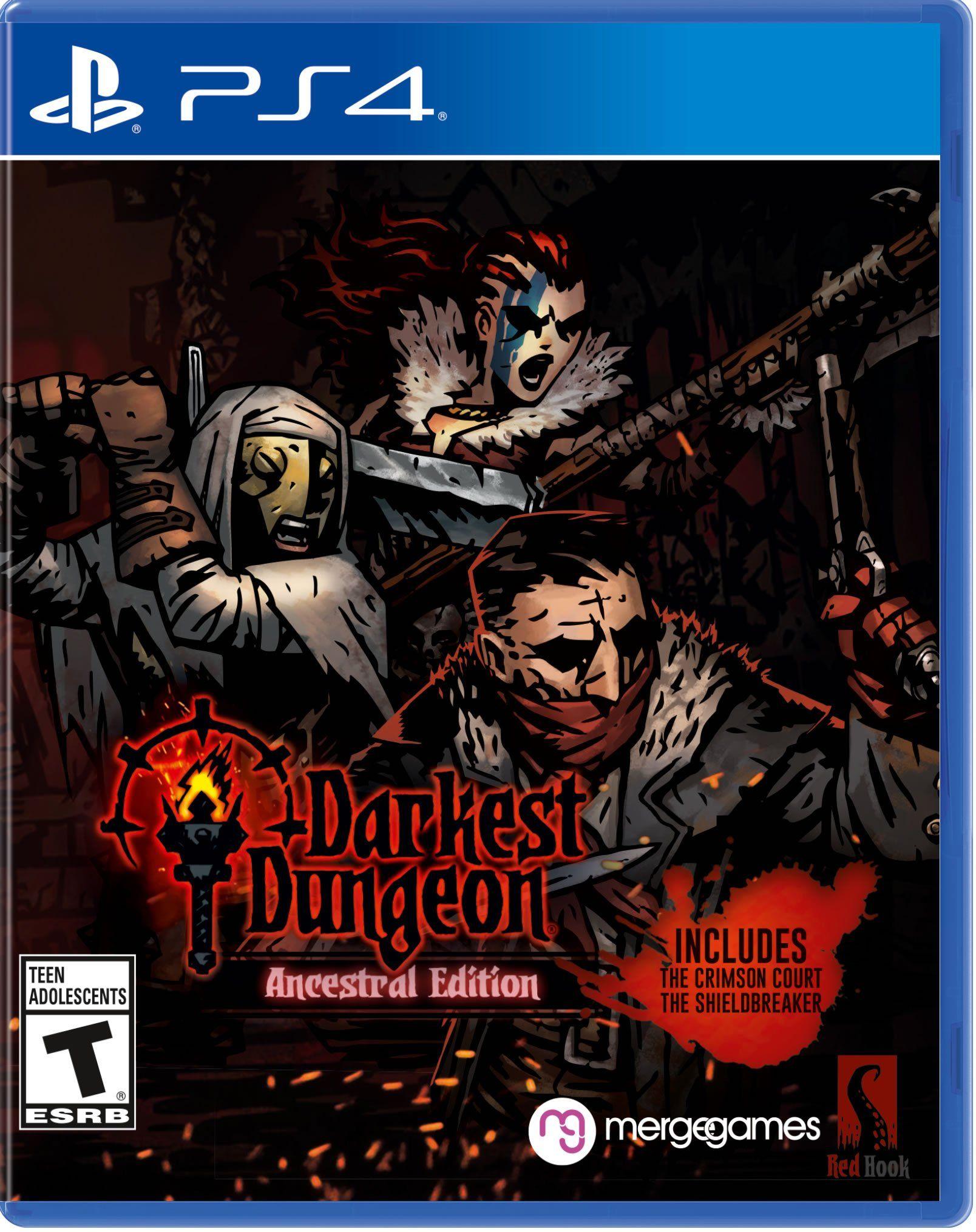 Darkest Dungeon Ancestral Edition PlayStation 4,