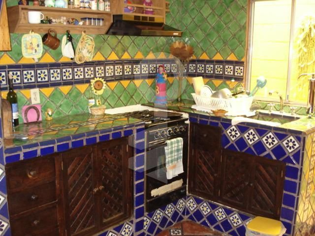 Diseño interiores cocinas mexicanas coloniales   buscar con google ...