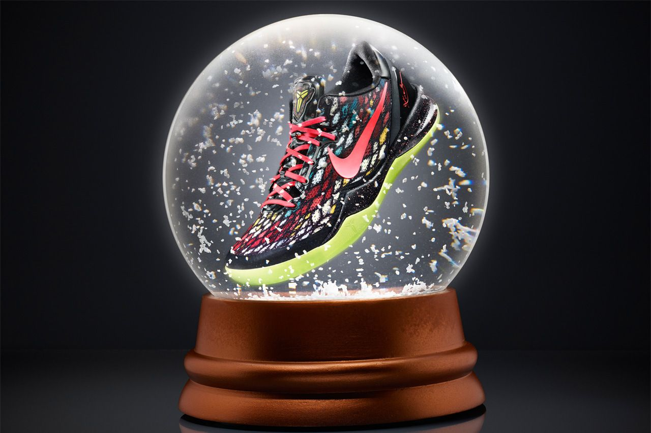 Nike Basketball Release Christmas Versions of the Kobe 8 System ...