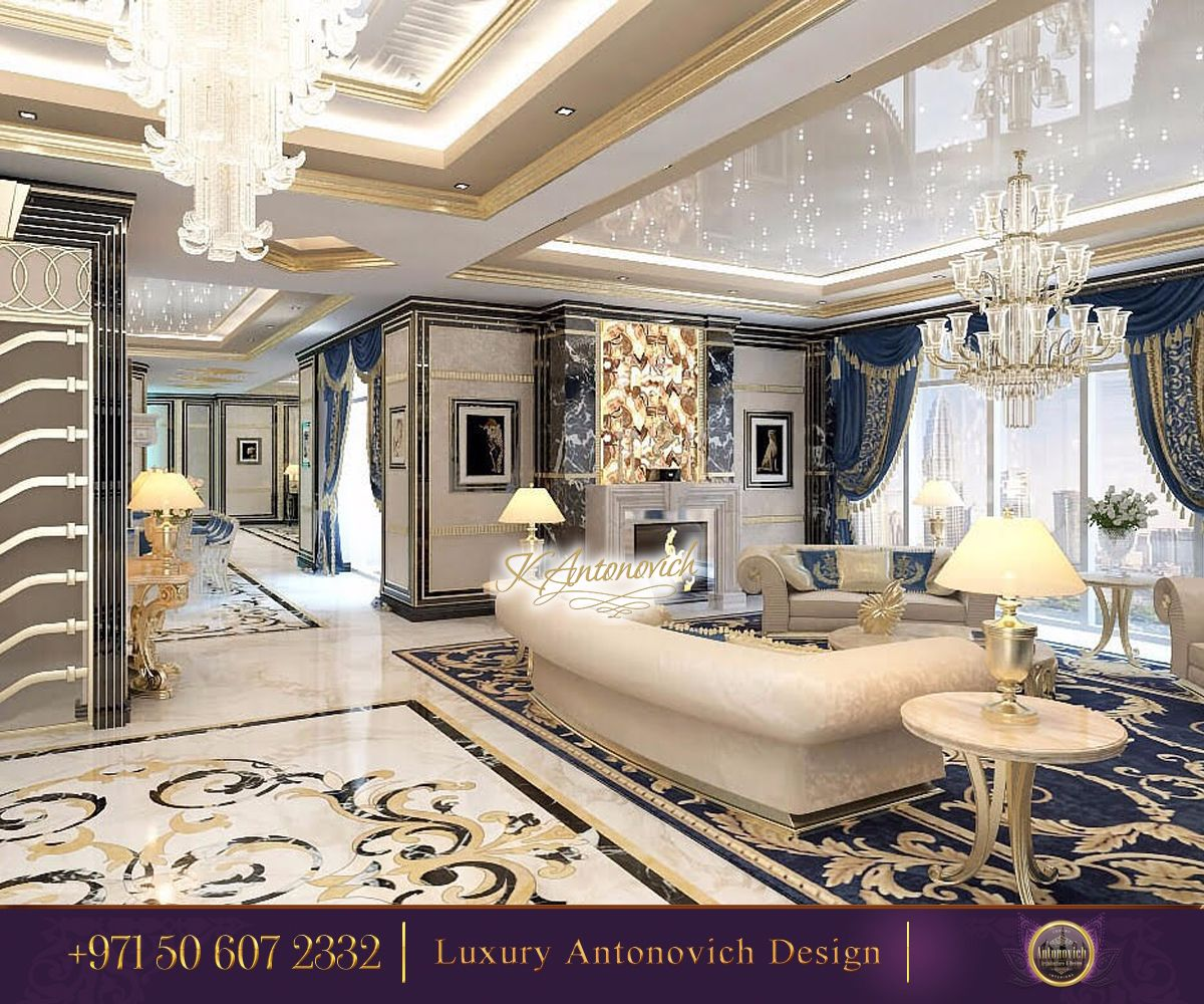 Qatar Luxury Homes: Taher Design Luxury Villa Interior Qatar 14jpg Dream Home