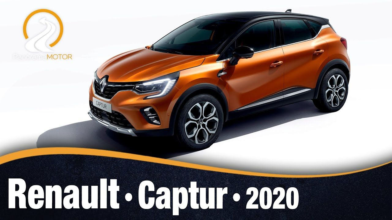 Renault Captur 2020 Paneles De Puertas Motor Hibrido Y Motores