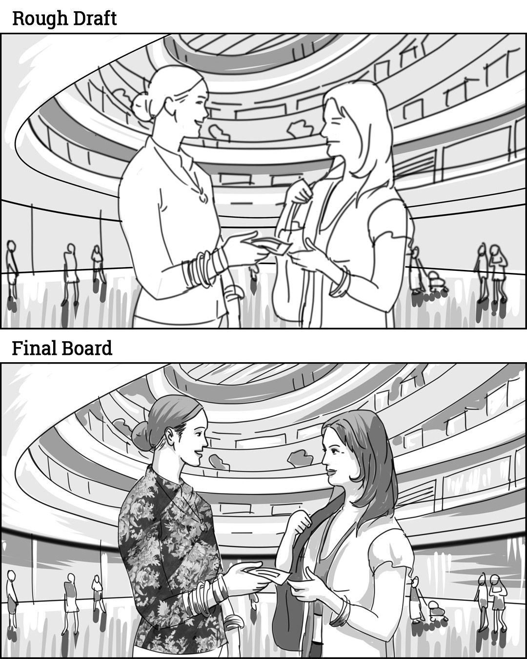 Storyboards Bh Unnamed Film Storyboard Project  Storyboard And