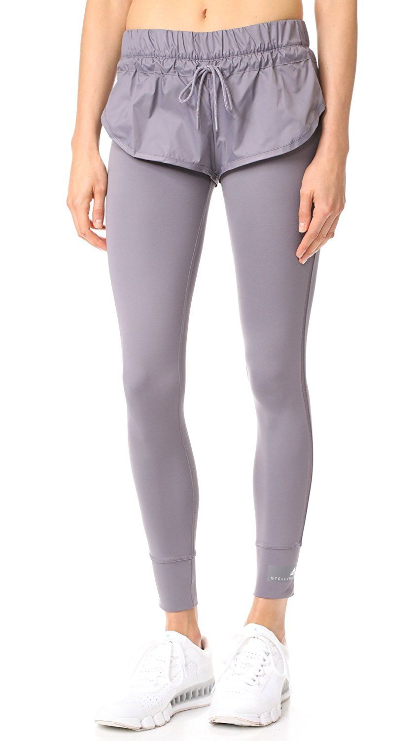 080fd1cdae5f adidas by Stella McCartney Women s Short Tights Shorts With Tights