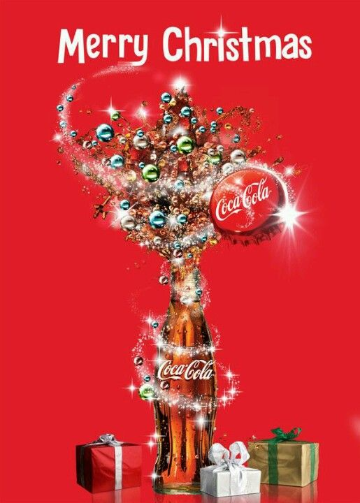 Pin On Drink A Coke At Christmas