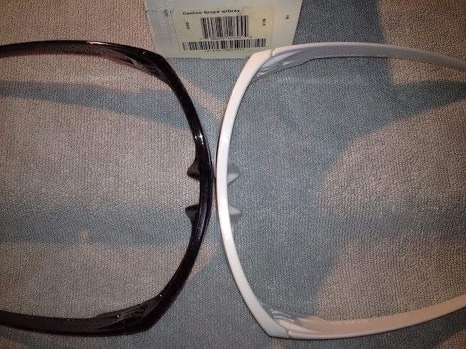 oakley frogskins asian fit difference
