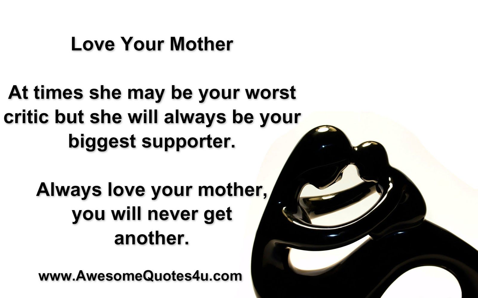 Love Your Mother Earth Quote