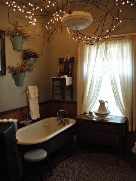 Romantic Bathroom Home Home Decor Interior