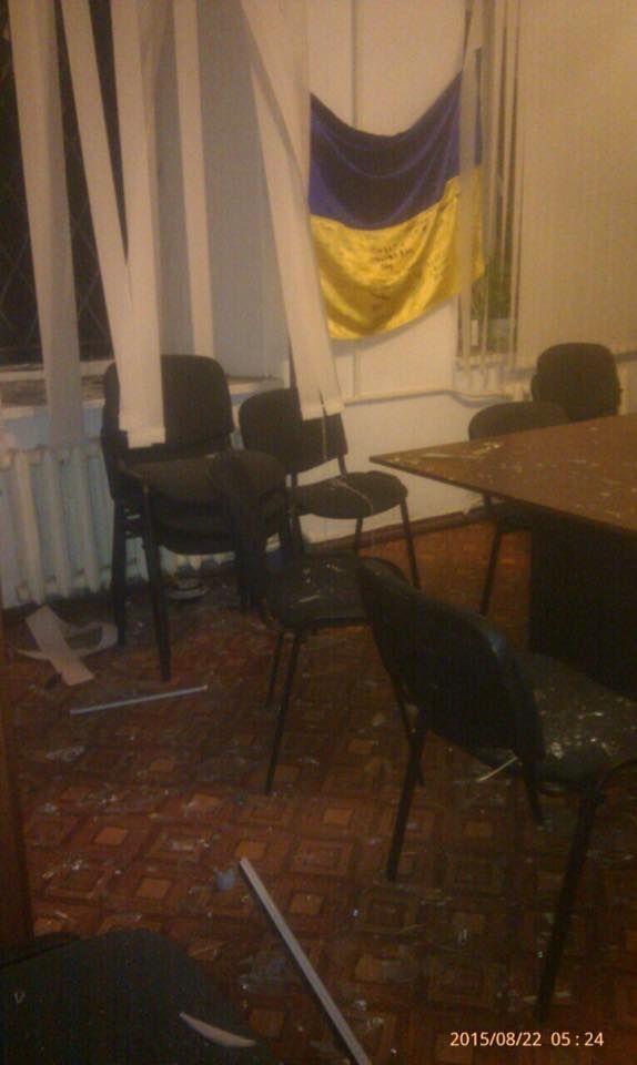 """В Николаеве был подорван """"Волонтерский центр"""".             Сегодня ночью в украинском Николаеве был взорванофис волонтеров, помогающих армии.Как сообщают НикВести,о..."""