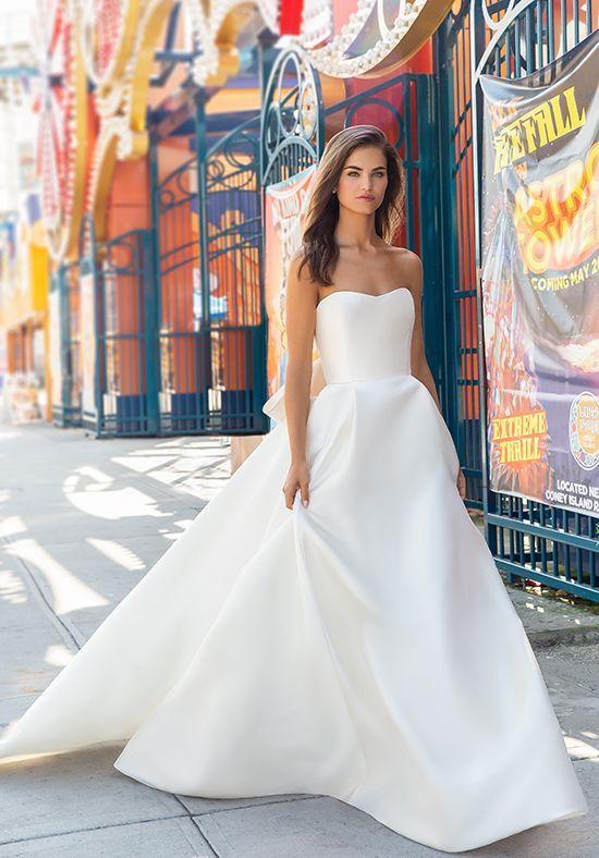 Tara Keely by Lazaro Carolina – 2861 Wedding Dress