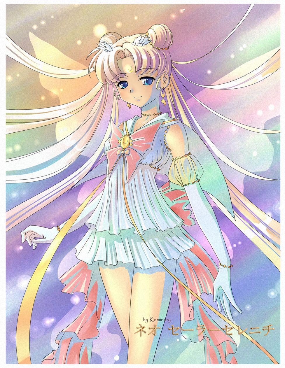 Photo of Sailor Moon Fan Art: sailor moon
