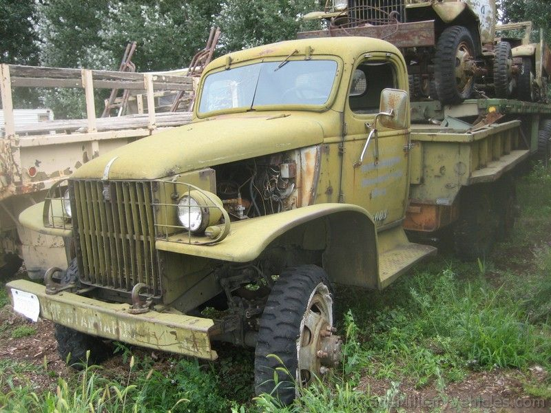 1942 Gmc Cckw 353 6 6 4800 Vintage Military Vehicles Gmc