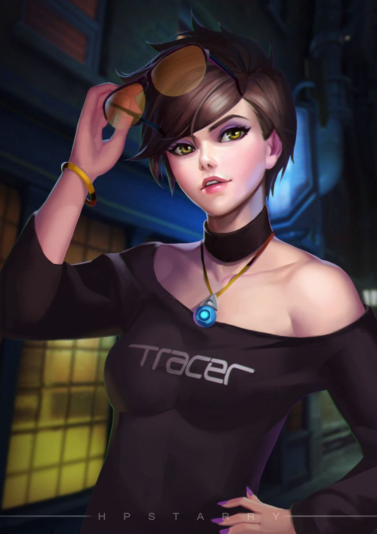 Image By Perla Marina On Overwhat Overwatch Tracer Overwatch