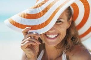 How To Starch A Hat Brim Ehow Summer Hair Care Floppy Hats Summer Hairstyles