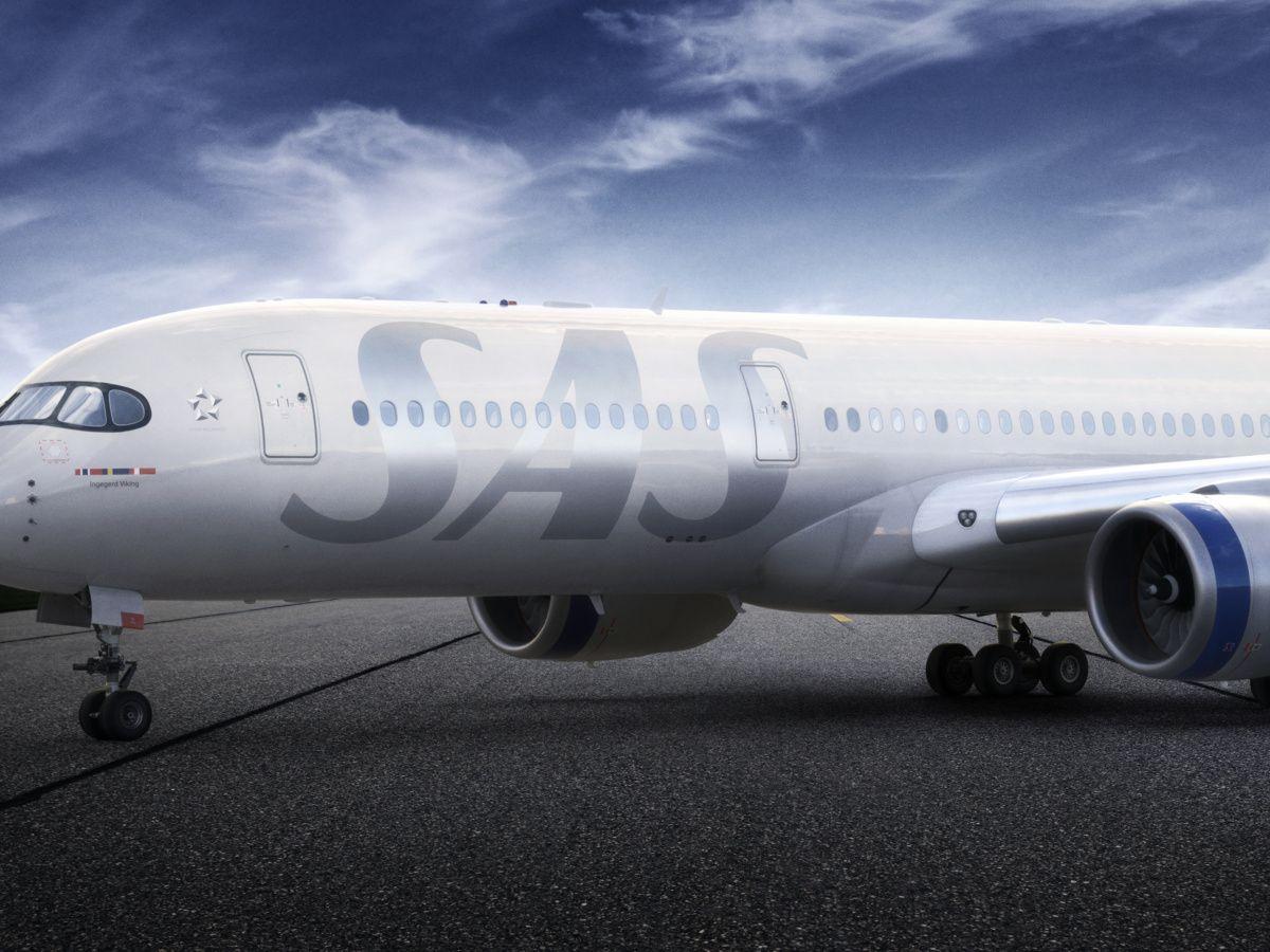 Sas Plans Copenhagen To Shanghai Flights From September Simple Flying In 2020 Scandinavian Airlines System Sas New Aircraft