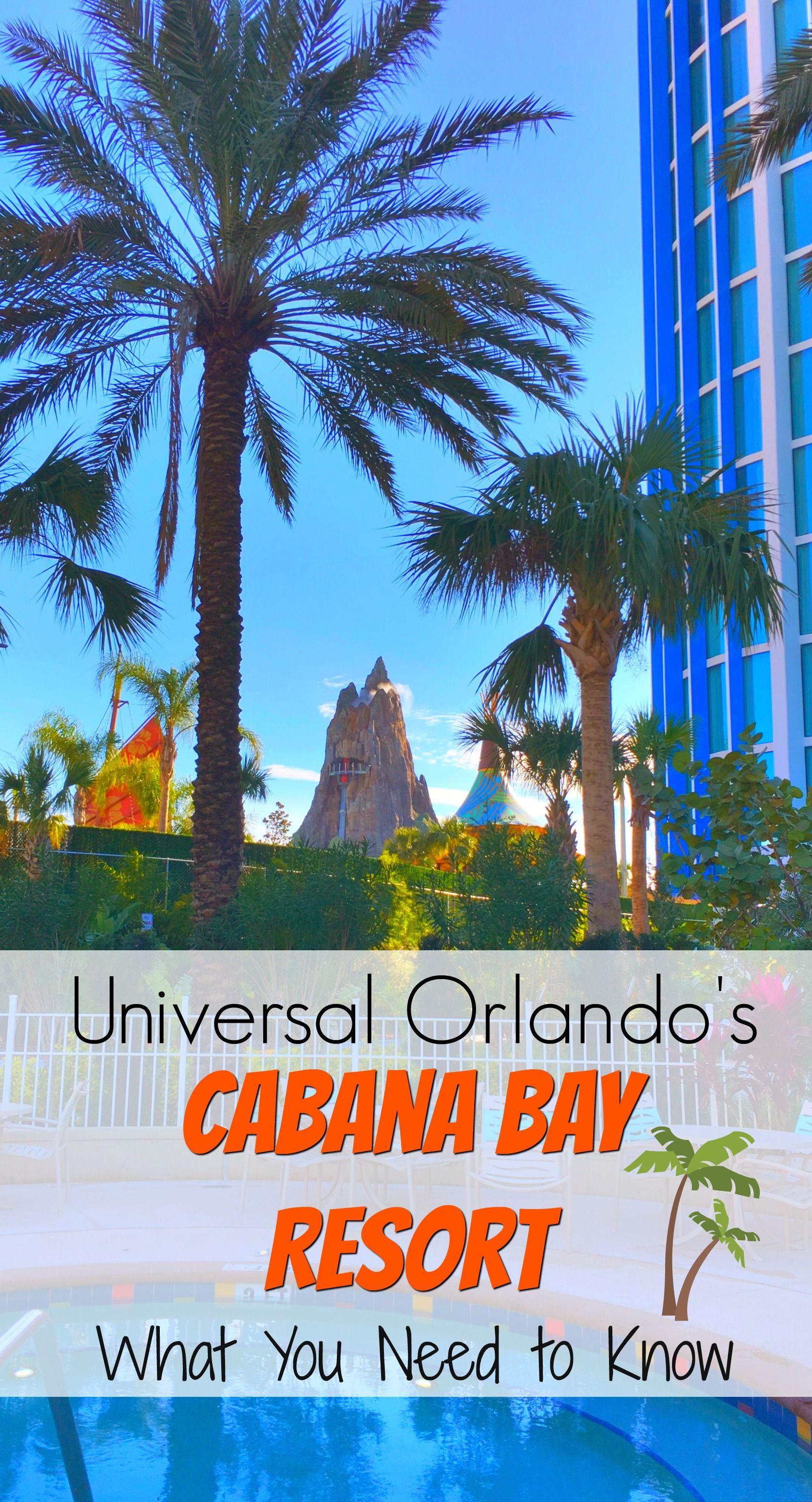 Universal S Cabana Bay Beach Resort In Orlando Florida Our