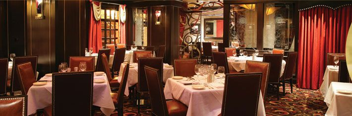 Vic Anthonys Steakhouse The Golden Nugget Las Vegas