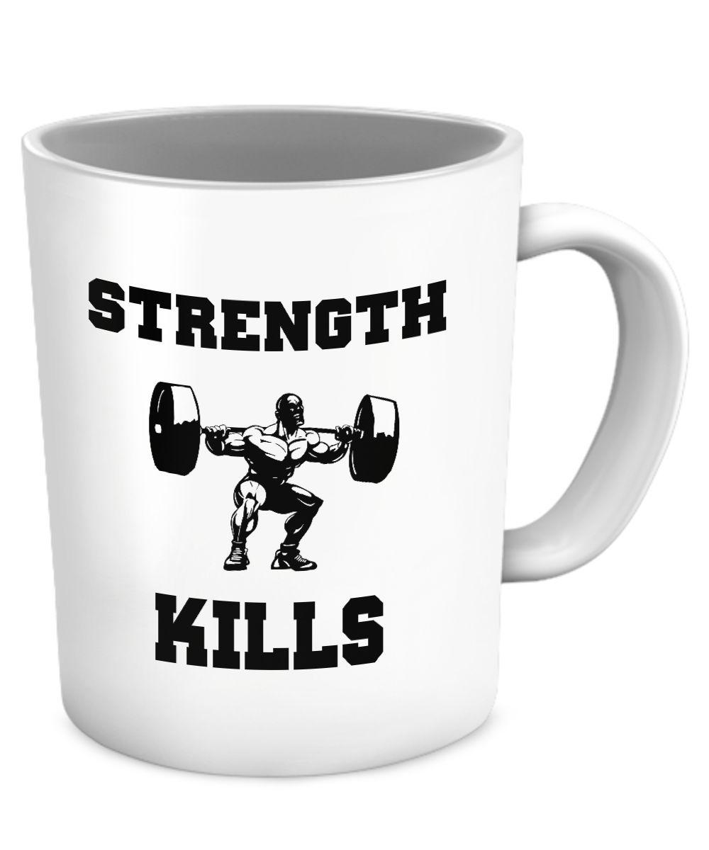 StrengthKillsMug strengthkillsmug