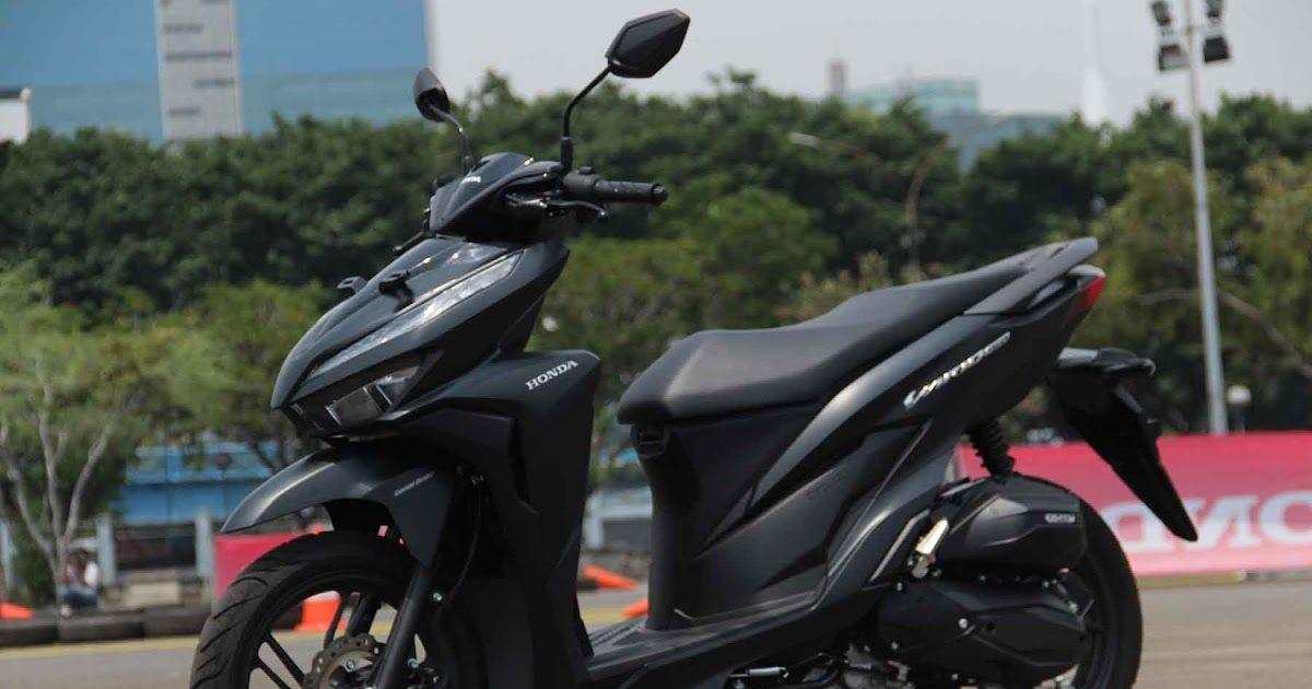 Gambar Motor Honda Vario 150 Terbaru 2018 Modifikasi Motor Vario