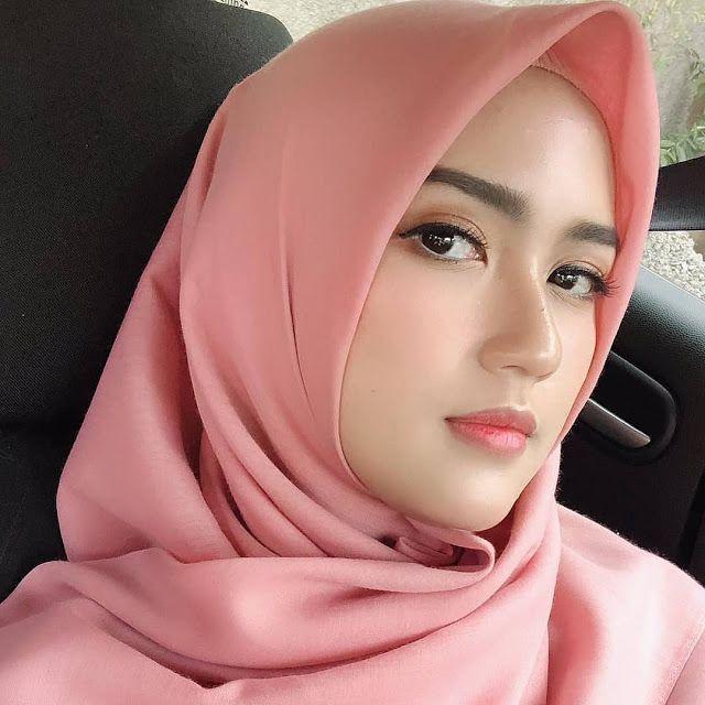 Gadis Berhijab Cantik Sukabumi Hijaber Smile Beautiful Hijab Muslim Beauty Beautiful Muslim Women
