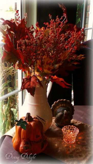 Get Nice Thanksgiving Decoration Do it Yourself Project 3